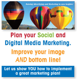By planning your social and digital media marketing, you will improve your image and your bottom line!